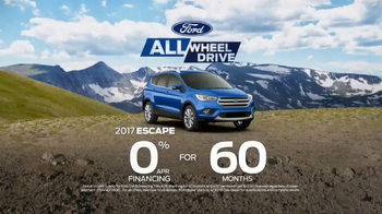 2017 Ford Escape TV Spot, 'Get it All' [T2] - Thumbnail 9