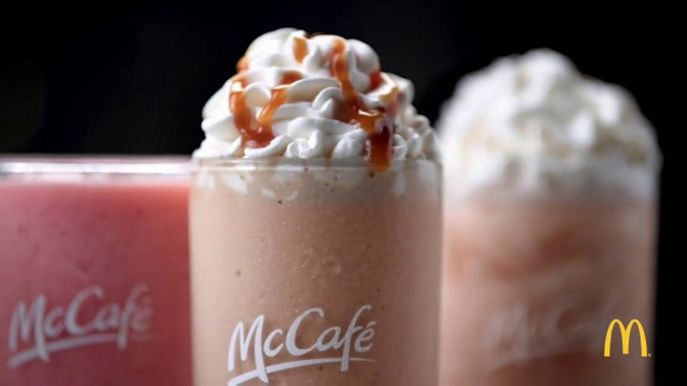 McDonald's McCaf?? TV Commercial, 'Smoothie and Shakes Deal'