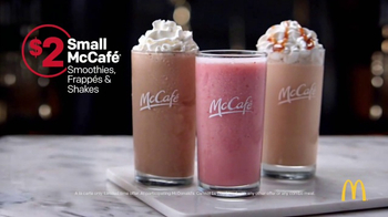 McDonald's McCafé TV Spot, 'Smoothie and Shakes Deal' - Thumbnail 6