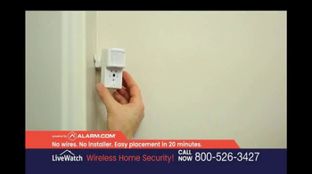 Live Watch Plug & Protect TV Spot, 'Technology' - Thumbnail 4