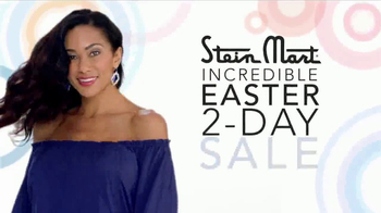 Stein Mart Incredible Easter 2-Day Sale TV Spot, 'Everyday Low Prices' - Thumbnail 9