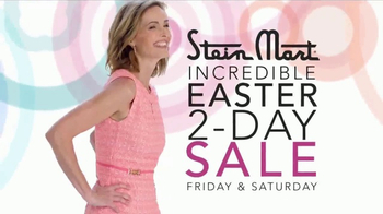 Stein Mart Incredible Easter 2-Day Sale TV Spot, 'Everyday Low Prices' - Thumbnail 2