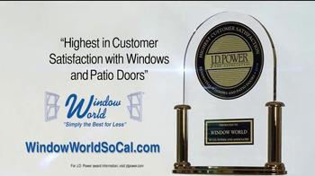 Window World TV Spot, 'Customer Satisfaction' - Thumbnail 2