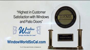Window World TV Spot, 'Customer Satisfaction' - Thumbnail 4