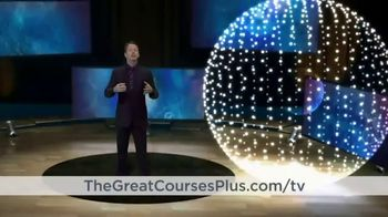 The Great Courses Plus TV Spot, 'Cutting Edge' - 17 commercial airings