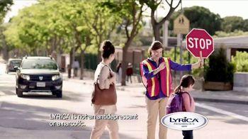 Lyrica TV Spot, 'Crossing Guard' - 2254 commercial airings