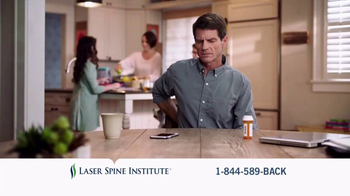 Laser Spine Institute TV Spot, 'Dwylett Stand Tall' - 869 commercial airings