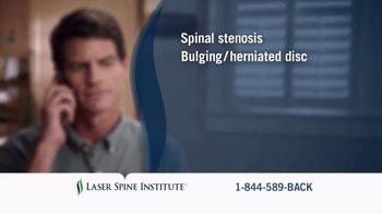 Laser Spine Institute TV Spot, 'Dwylett Stand Tall' - Thumbnail 3