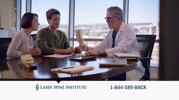 Laser Spine Institute TV Spot, 'Dwylett Stand Tall' - Thumbnail 5