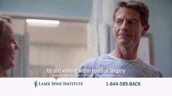 Laser Spine Institute TV Spot, 'Dwylett Stand Tall' - Thumbnail 6