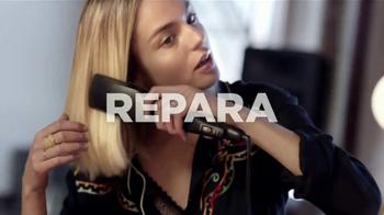 Garnier Fructis Damage Eraser TV Spot, 'Repara' canción de ZZ Top [Spanish] - Thumbnail 5