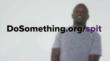 Do Something Organization TV Spot, 'Give a Spit' Featuring Hannibal Buress - Thumbnail 9