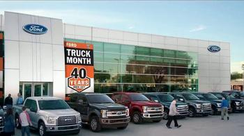 Ford Truck Month TV Spot, 'Imagine: 2017 F-150 XLT' [T2] - Thumbnail 1