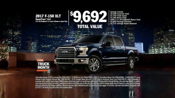 Ford Truck Month TV Spot, 'Imagine: 2017 F-150 XLT' [T2] - Thumbnail 10