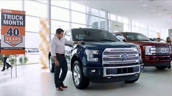 Ford Truck Month TV Spot, 'Imagine: 2017 F-150 XLT' [T2] - Thumbnail 2