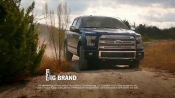 Ford Truck Month TV Spot, 'Imagine: 2017 F-150 XLT' [T2] - Thumbnail 6