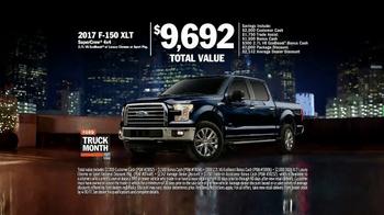 Ford Truck Month TV Spot, 'Imagine: 2017 F-150 XLT' [T2] - Thumbnail 9