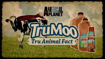 TruMoo Chocolate Milk TV Spot, 'Animal Planet: Tru Animal Fact' - Thumbnail 9