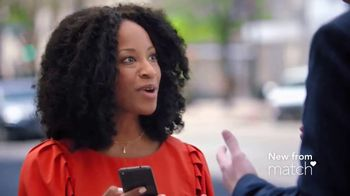 Match.com TV Spot, 'Match on the Street: Montage' - 2328 commercial airings