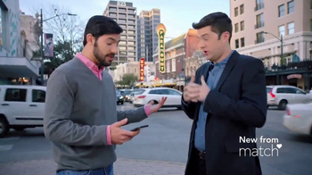 Match.com TV Spot, 'Match on the Street: Montage' - Thumbnail 8