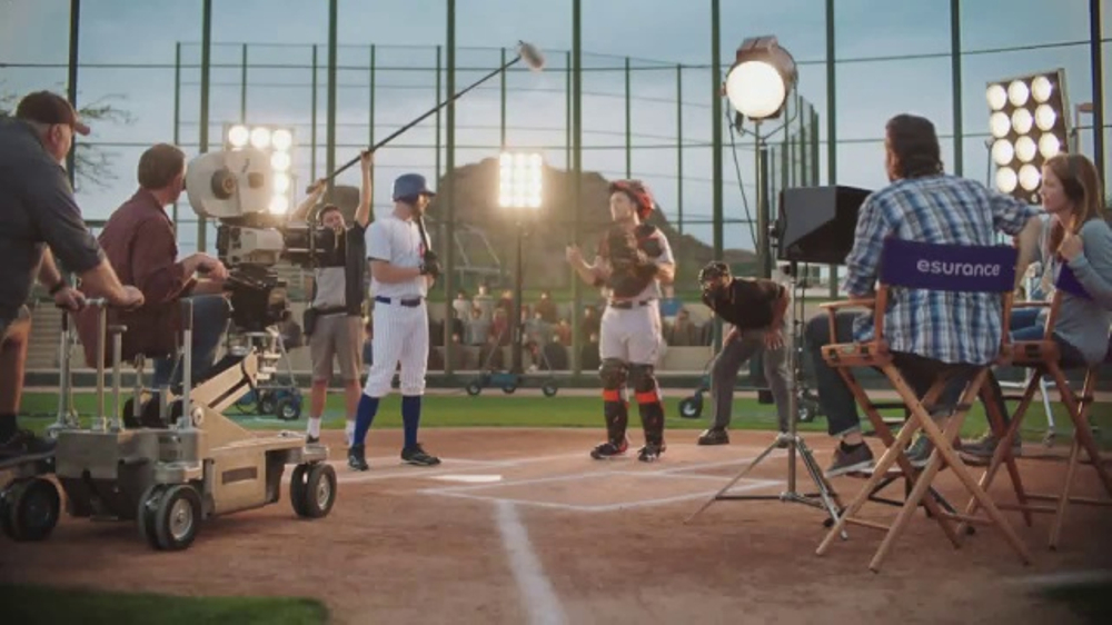Esurance TV Commercial, 'Buster Posey Is In Control'