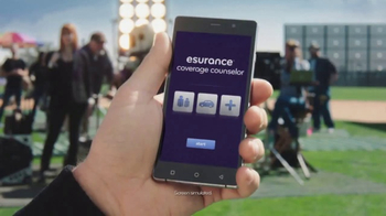 Esurance TV Spot, 'Buster Posey Is In Control' - Thumbnail 9