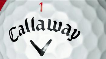 Callaway Chrome Soft TV Spot, 'One Ball' - Thumbnail 1