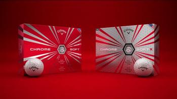 Callaway Chrome Soft TV Spot, 'One Ball' - Thumbnail 9