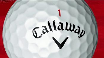 Callaway Chrome Soft TV Spot, 'One Ball' - Thumbnail 2