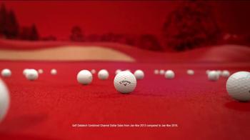 Callaway Chrome Soft TV Spot, 'One Ball' - Thumbnail 7