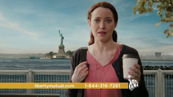Liberty Mutual Accident Forgiveness TV Spot, 'Research'