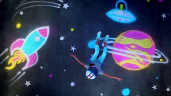 Testors Spray Chalk TV Spot, 'Unleash Your Inner Artist' - Thumbnail 5