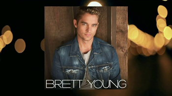 Big Machine TV Spot, 'Brett Young: In Case You Didn't' Know'