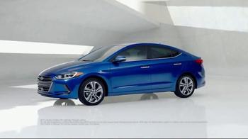 2017 Hyundai Elantra TV Spot, 'Invisible' [T2] - Thumbnail 1