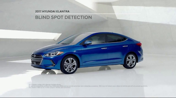 2017 Hyundai Elantra TV Spot, 'Invisible' [T2] - Thumbnail 2