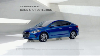 2017 Hyundai Elantra TV Spot, 'Invisible' [T2] - Thumbnail 4