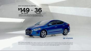 2017 Hyundai Elantra TV Spot, 'Invisible' [T2] - Thumbnail 9