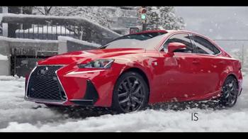 2017 Lexus IS 300 TV Spot, 'Confidence' [T2] - Thumbnail 8