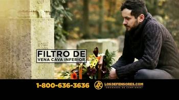Los Defensores TV Spot, 'Filtro de vena cava inferior' [Spanish] - Thumbnail 7