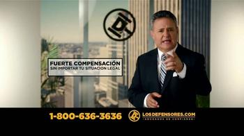 Los Defensores TV Spot, 'Filtro de vena cava inferior' [Spanish] - Thumbnail 8