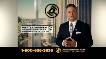 Los Defensores TV Spot, 'Filtro de vena cava inferior' [Spanish] - Thumbnail 9