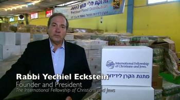 International Fellowship Of Christians and Jews TV Spot, 'Passover Help' - Thumbnail 1