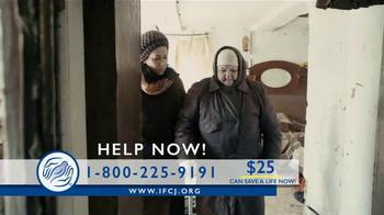 International Fellowship Of Christians and Jews TV Spot, 'Passover Help' - Thumbnail 2