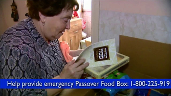 International Fellowship Of Christians and Jews TV Spot, 'Passover Help' - Thumbnail 5