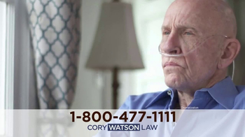 Cory Watson Law TV Spot, 'Mesothelioma and Lung Cancer Victims'