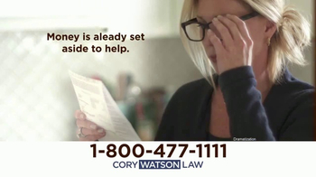 Cory Watson Law TV Spot, 'Mesothelioma and Lung Cancer Victims' - Thumbnail 5