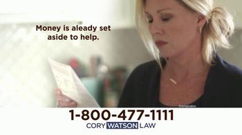 Cory Watson Law TV Spot, 'Lung Cancer Victims' - Thumbnail 5