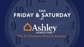 Ashley Homestore 24 Hour Sale TV Spot, 'Time Is Running Out' - Thumbnail 1