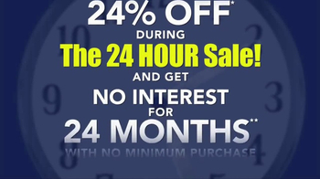 Ashley Homestore 24 Hour Sale TV Spot, 'Time Is Running Out' - Thumbnail 6