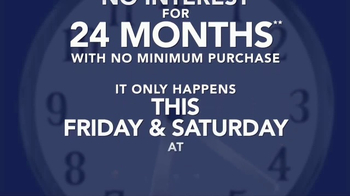 Ashley Homestore 24 Hour Sale TV Spot, 'Time Is Running Out' - Thumbnail 7